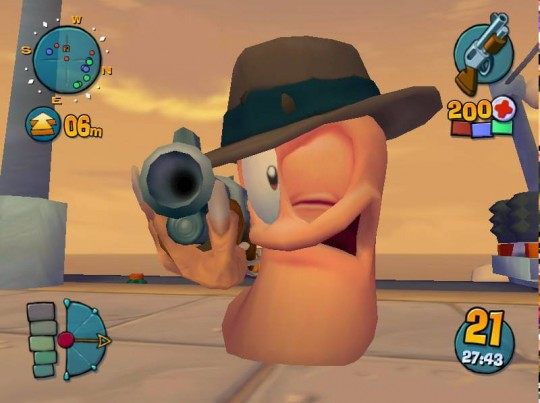 Tíz éves a Worms