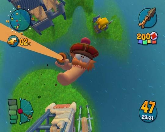 Worms 4: Mayhem