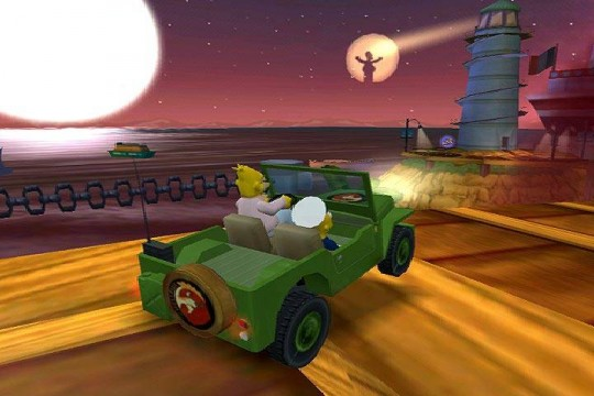 Simpsons Hit and Run (Best Seller)