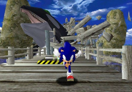 Sonic Adventure DX