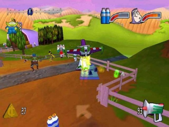 Disney: Buzz Lightyear of Star Command
