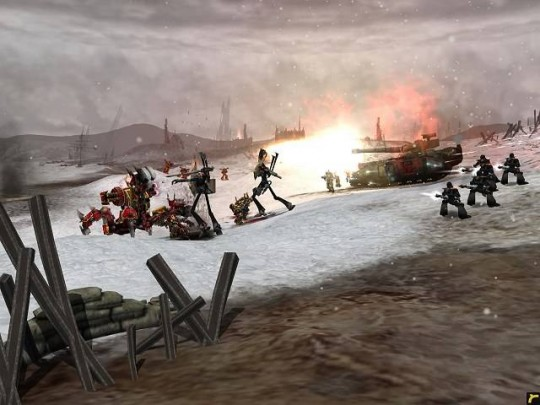 Warhammer 40.000: Dawn of War - Winter Assault