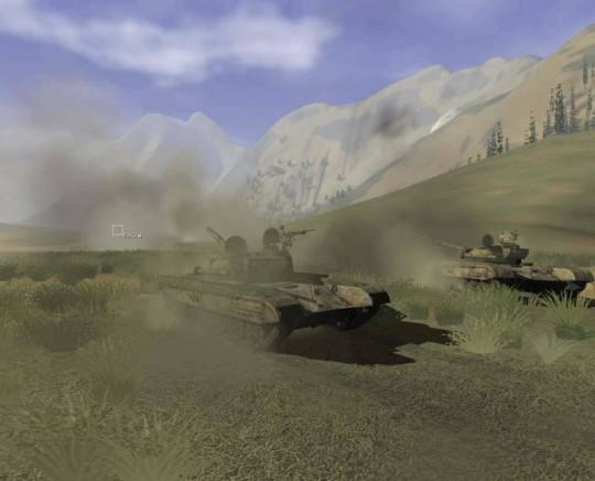 T-72: Balkans on fire képek