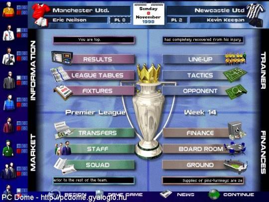 Premier Manager 99
