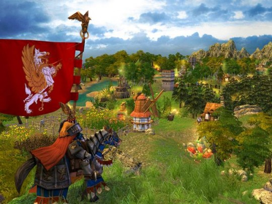 Heroes of Might & Magic V képek