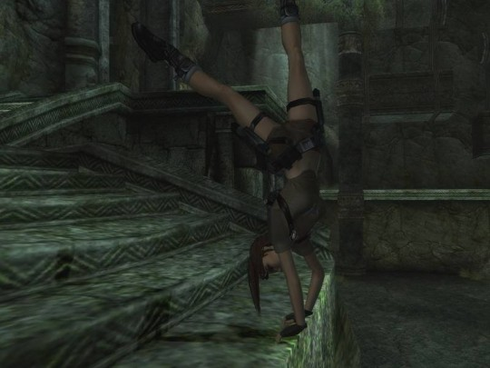 Tomb Raider: Legend videó