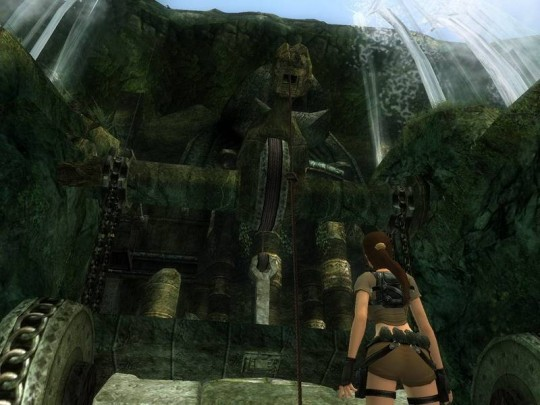 Lara Croft Tomb Raider: Legend