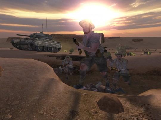 3 új Call of Duty 2 kép