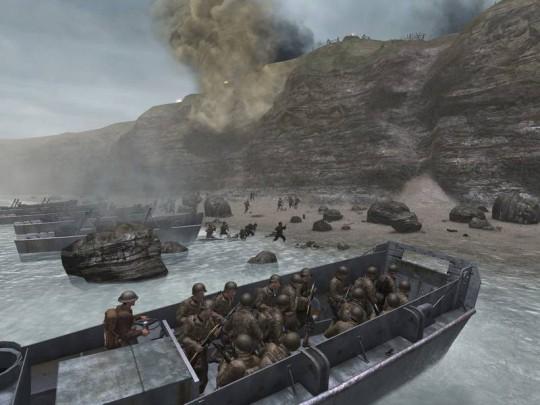 Call of Duty 2 képek