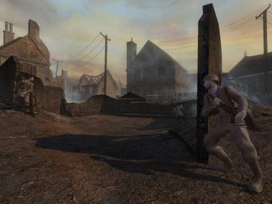 Újabb Call of Duty 2 képek