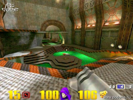 Quake III Arena cheat