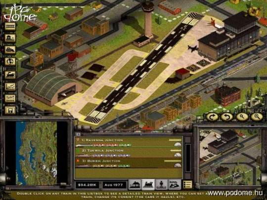 Railroad Tycoon II: Gold Edition for Linux