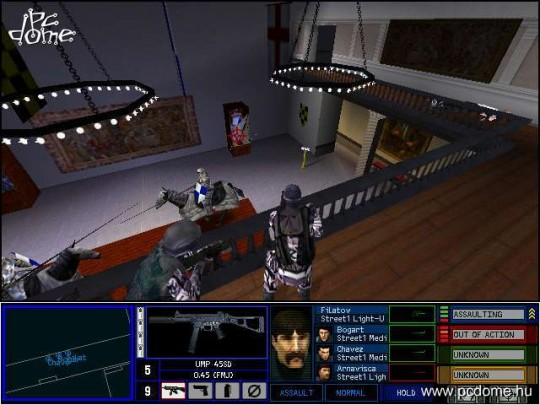 Tom Clancy's Rainbow Six: Rogue Spear cheat