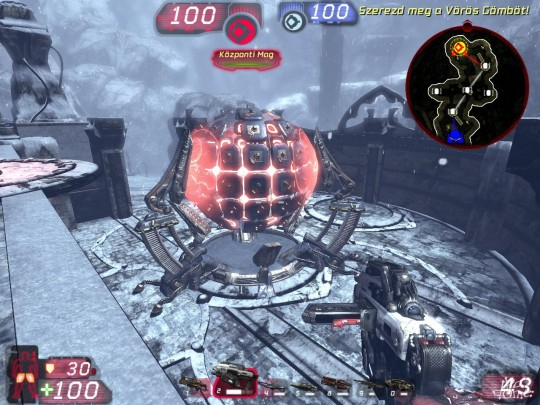 Unreal Tournament III patch (Mappack)