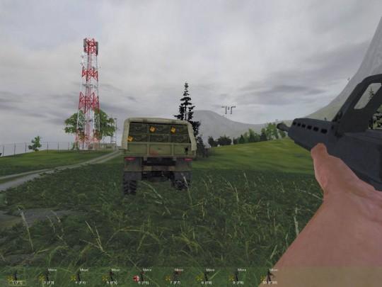 ArmA: Armed Assault patch (1.05-ös patch)