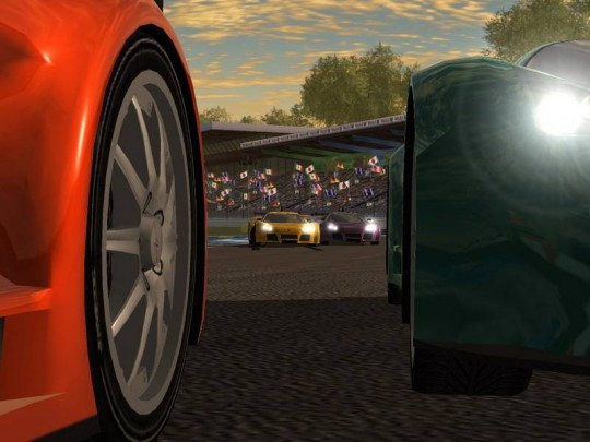 World Racing 2 képek