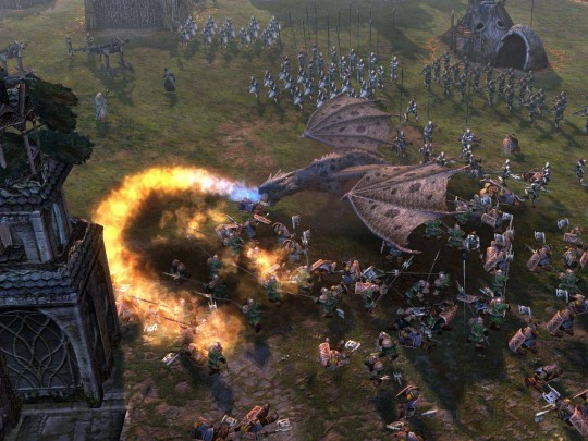 Lord of the Rings: The Battle for Middle-earth II patch (1.05 patch)