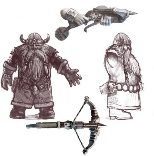 Új Warhammer: Mark of Chaos képek