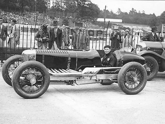 Spirit of Speed 1937