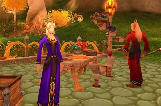 A Blizzard bejelentette a World of Warcraft első kiegészítőjét