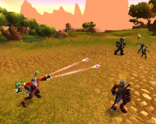 World of Warcraft: The Burning Crusade infók és képek