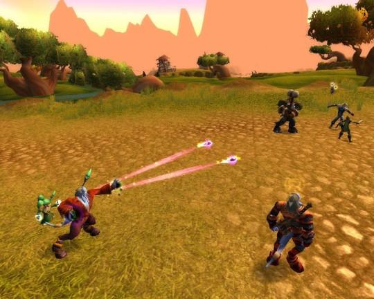 World of Warcraft: The Burning Crusade infók és képek