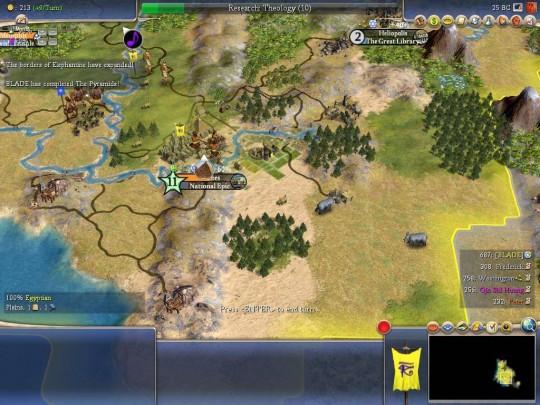 Sid Meier's Civilization IV patch (1.09 patch)