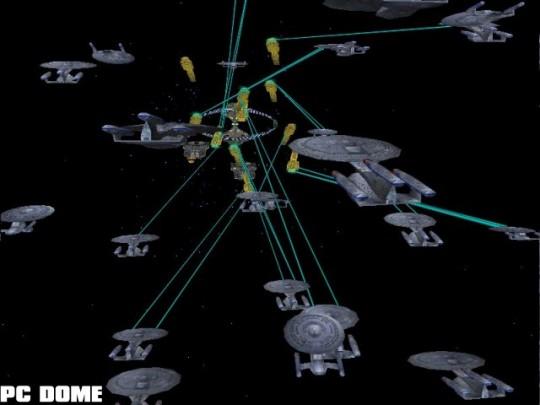 Birth of the Federation