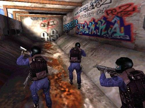 SWAT3: Close Quarters Battle cheat