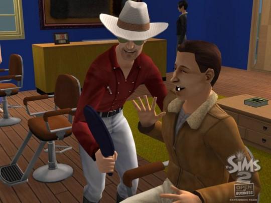 The Sims 2: Megnyitottunk - Vár az üzlet cheat