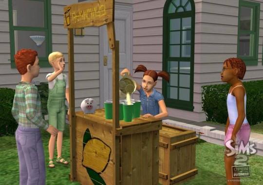 The Sims 2: Megnyitottunk! Vár az üzlet!