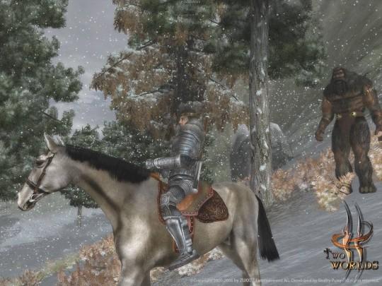Two Worlds - életerős RPG a láthatáron
