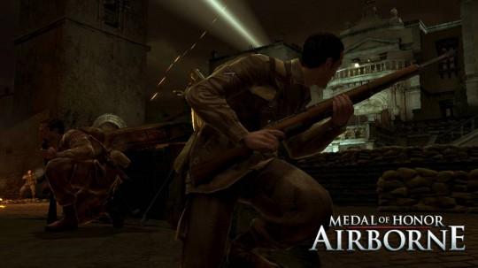 Medal of Honor Airborne képek