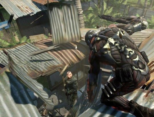 Crysis - négy új kép