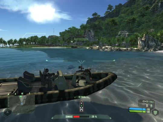 Crysis patch (1.1-es patch)