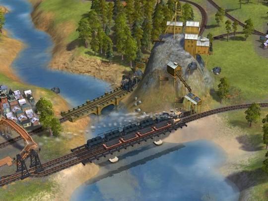 Sid Meier's Railroads! képek