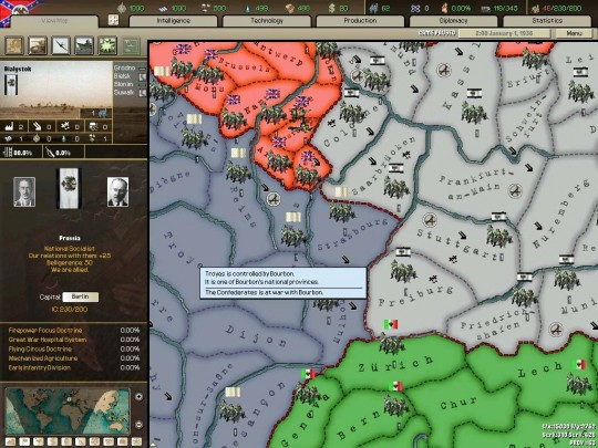Hearts of Iron 2: Doomsday patch (1.3-as patch)