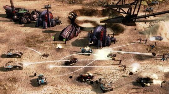 Tiberium Wars képek