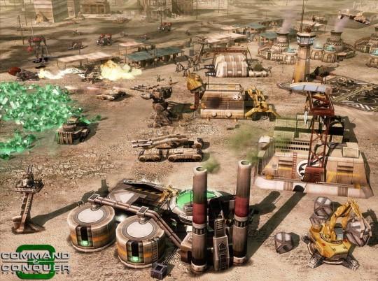 C&C 3: Tiberium Wars képek