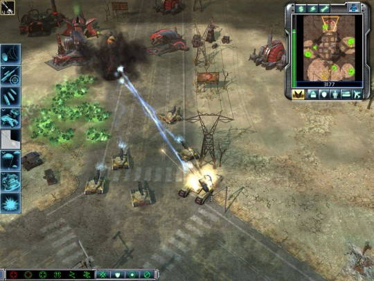 Command & Conquer 3 Tiberium Wars patch (1.05-ös patch - magyar)