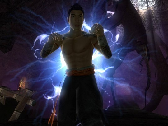 Aranyon a Jade Empire