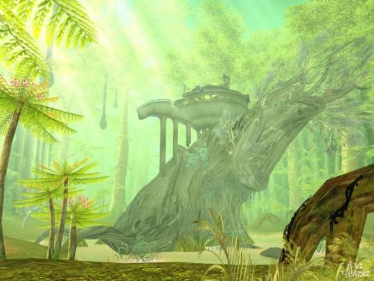 Újabb képek a PvP és PvE játékot ötvöző Aionból