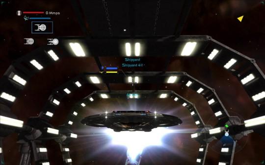 Star Trek Legacy képek