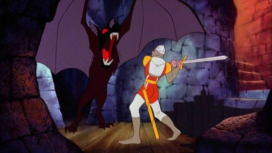 Dragon's Lair HD felbontással