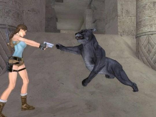 Tomb Raider: Anniversary képek