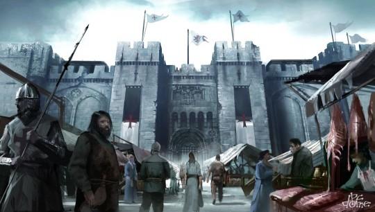 Assassin's Creed rajzok