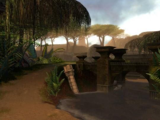 Guild Wars Nightfall képek és előrendelési csomag infók