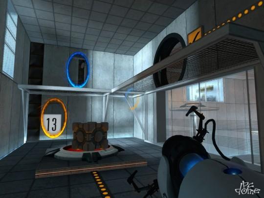 Portal demo (Prelude mod)