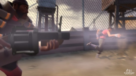 Team Fortress 2 - Demoman trailer