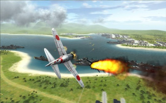 Attack on Pearl Harbor - képek